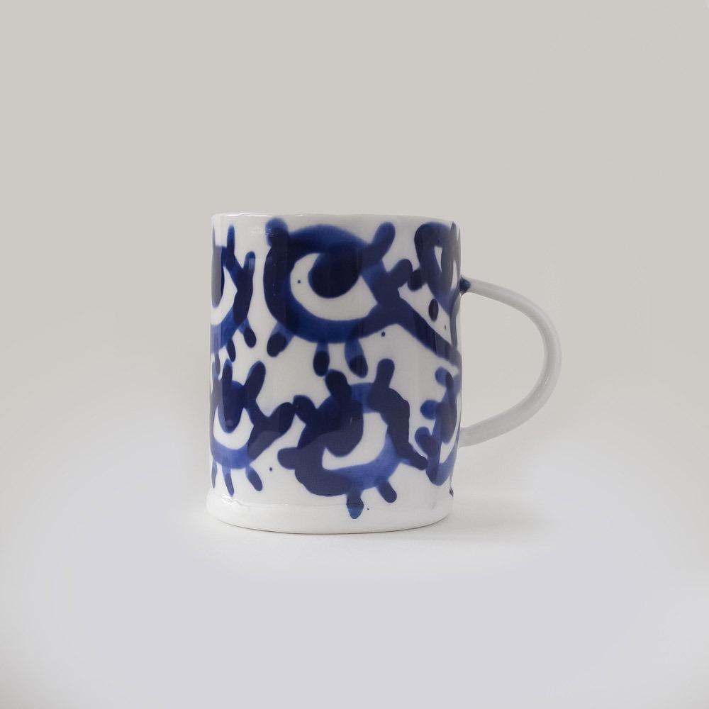 Julie Smeros Ceramics - Eye Mug - 2018